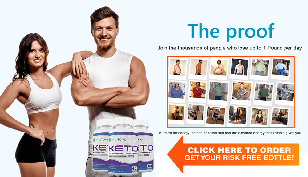 how alka tone keto works