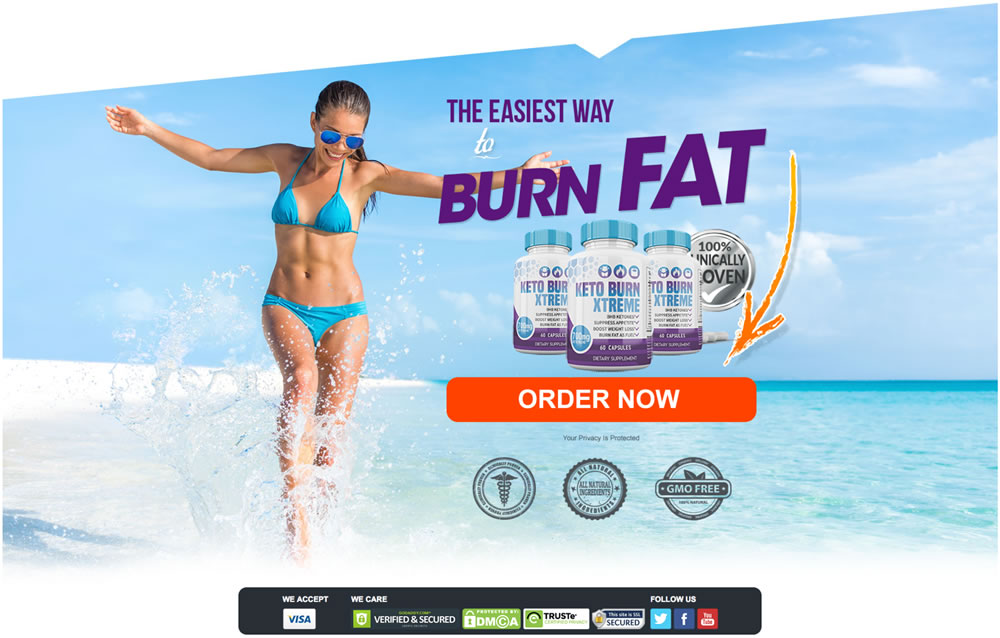 how to get started using Keto Burn Xtreme