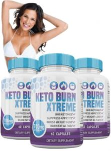 Bottles of Keto Burn Xtreme