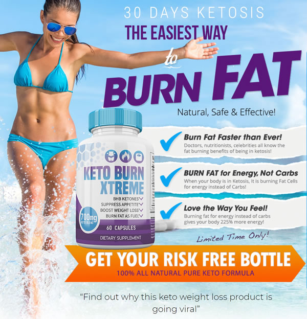 Keto Burn Xtreme Getting started