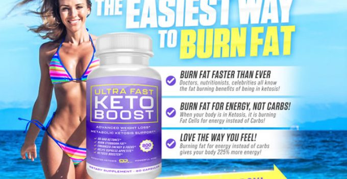 Ultra Fast Keto Boost – A potential Fatburner For a Fast Weight Loss