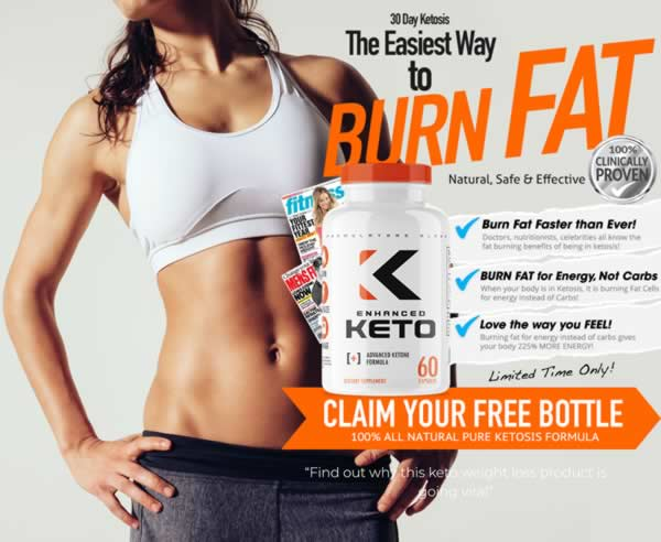 Enhanced Keto diet pills review