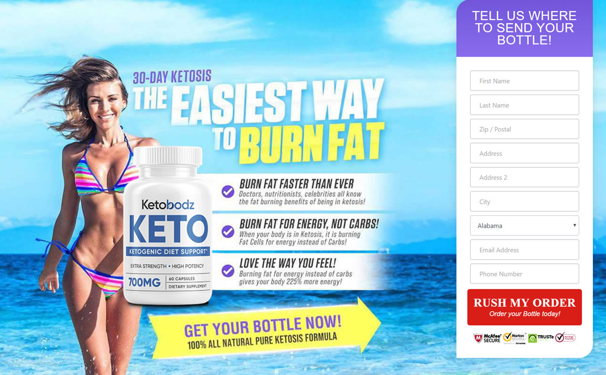 get started using Keto Bodz