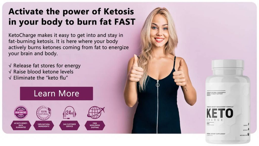 KetoCharge review